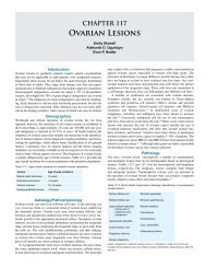 117. Ovarian Lesions - Global HELP