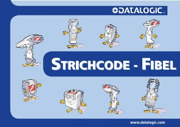 Datalogic Strichcode-Fibel - ServoPack