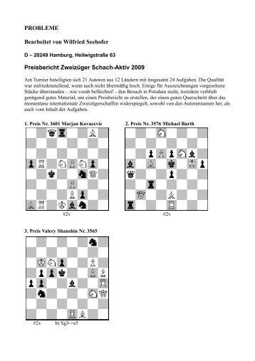 PROBLEME Bearbeitet von Wilfried Seehofer Preisbericht ...