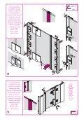 Kermi Pasa XP Pendeltür einflügelig mit Festfeldern - Roth France - Page 6