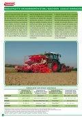 gama de semeadoras combinadas - Maschio Gaspardo - Page 4