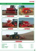 gama de semeadoras combinadas - Maschio Gaspardo - Page 5