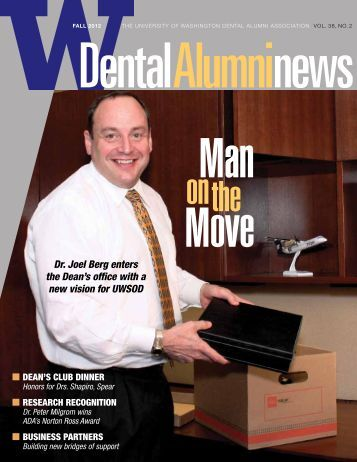 uw dental alumni fun in the fall! - School of Dentistry