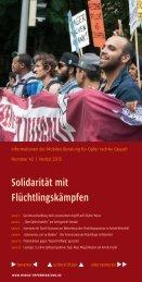 informationen Nr. 43 / Herbst 2013 - Mobile Beratung für Opfer ...
