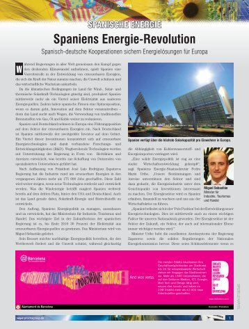 spanische energie - Prisma Group