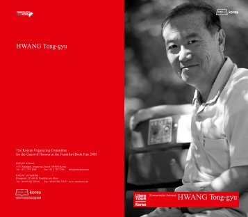 HWANG Tong-gyu
