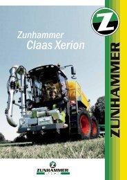 Claas Xerion - Zunhammer GmbH