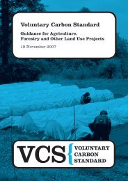 Agriculture, Forestry and other Land Use guidance document - ERA