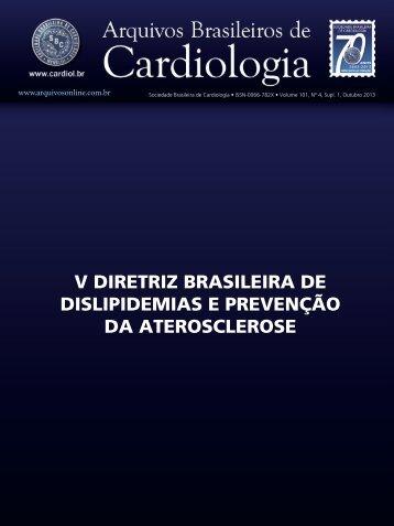 V Diretriz Brasileira de Dislipidemias e Prevenção da ... - SBPC/ML