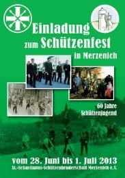 60 Jahre Schützenjugend - St.-Sebastianus-Schützenbruderschaft ...