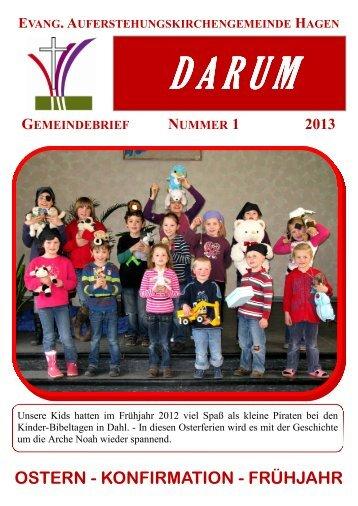 Nr. 1/2013 - PC Dahl