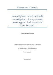 A multiphase mixed methods investigation of prepayment metering ...