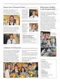 Schwanen-Journal Juli 2013 - Hotel - Restaurant Schwanen - Seite 4