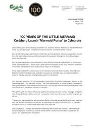 PR11_UK_Littel Mermaid_22082013.pdf - GlobeNewswire