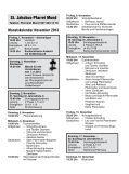 Pfarrblatt Mund - Pfarrei Mund - Page 3