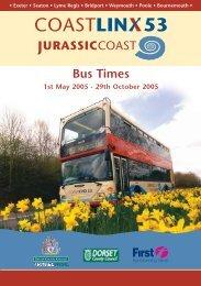 Bus Times - Devon County Council