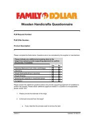 Electronic Paystub & W-2 Statements - Family Dollar Corporate