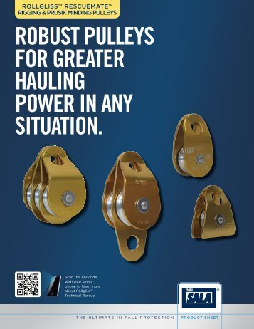 robust pulleys for greater hauling power in any situation. - GME Supply