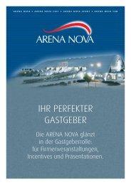 IHR PERFEKTER GASTGEBER - Arena Nova