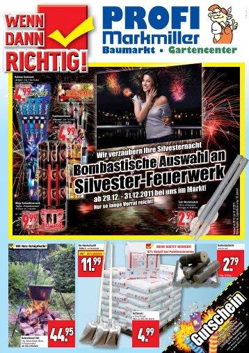 (0991) 2 50 11-90 Fax: (0991) 2 50 11-89 www.profi-markmiller.de