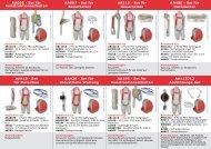 AA095 - Set für Konstruktionsarbeiten AA097 - Set ... - Capital Safety
