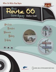 Illinois Route 66 Scenic Byway Visitors Guide PDF