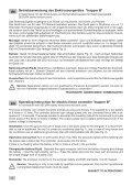 Betriebsanweisung - Horizont - Page 4