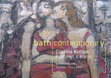 Corinna Button Paintings & Prints - Bath Contemporary