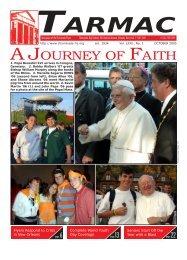 A JOURNEY OF FAITH - Chaminade High School