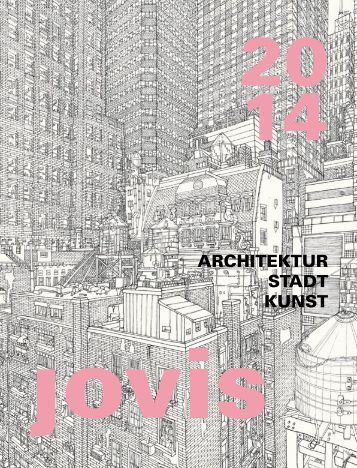 ARCHITEKTUR STADT KUNST - Jovis Verlag