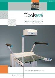 Motorische Buchwippe A1 - ImageWare Scannerservice GmbH
