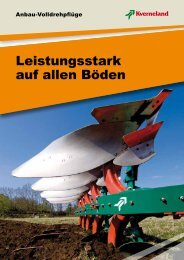 Prospekt Download (PDF) - Reise Landtechnik GmbH & Co. KG