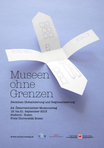 Museen ohne Grenzen - ICOM Österreich