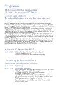 Museen ohne Grenzen - ICOM Österreich - Page 2