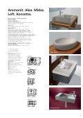 Architectural Solutions: Waschtische, Armaturen und Accessoires - Page 5