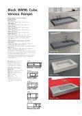 Architectural Solutions: Waschtische, Armaturen und Accessoires - Page 7