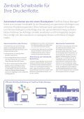 Xerox® FreeFlow Output Manager® Mehrerer Drucker in ... - Page 2