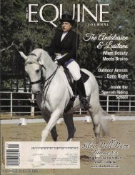 Equine Journal - April 2011 - Phelps Media Group