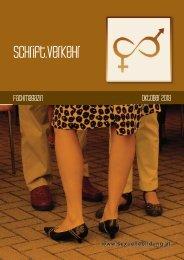 schrift.verkehr - Plattform sexuelle Bildung