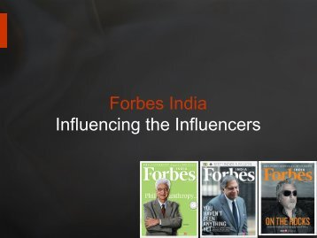 Forbes India - Forbes Media