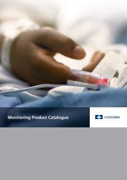 Monitoring Product Catalogue