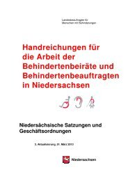pdf-Datei - Behindertenbeauftragter des Landes Niedersachsen