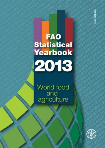 Statistical Yearbook of the Food And Agricultural Organization for ...