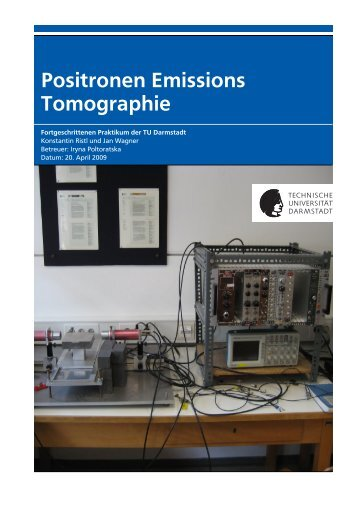 Positronen Emissions Tomographie