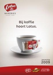 Bij koffie hoort Lotus. - Lotus Bakeries