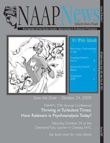 Spring 2009 - National Association for the Advancement of ...