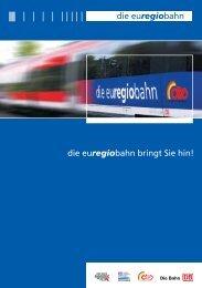die euregiobahn - Stichting Euregio Maas Rhein