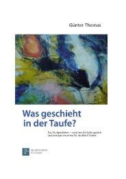 Untitled - Theologischen Fakultät der Ernst-Moritz-Arndt-Universität ...