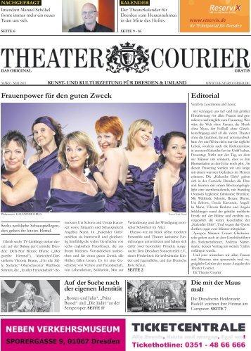 Editorial Frauenpower für den guten Zweck - theatercourier