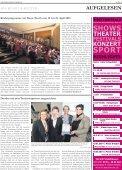 Editorial Frauenpower für den guten Zweck - theatercourier - Seite 5